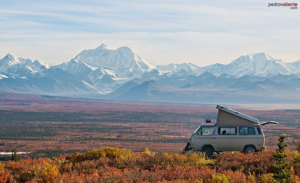 Camping de verdad