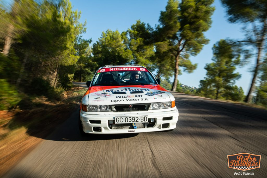 Mitsubishi Galant VR4 Grupo A